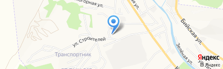 Центр автострахования на карте Горно-Алтайска