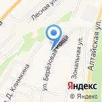 Шиномонтажная мастерская на карте Маймы
