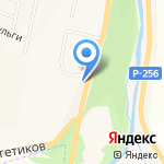 Газпромнефть на карте Маймы