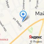 Faberlic на карте Маймы