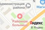 Схема проезда до компании Майминская РБ, БУЗ РА в Майме