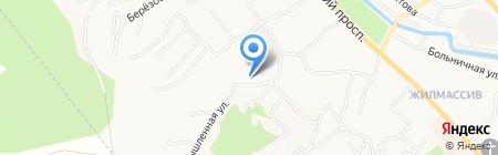 Мастерская по ремонту мягкой мебели и пошиву авточехлов на карте Горно-Алтайска