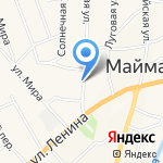 СтеклоКОМПЛЕКТ на карте Маймы