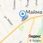 Удача на карте Маймы
