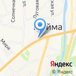 Альянс на карте Маймы