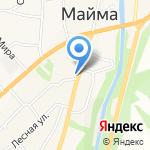 АвтоЮрист на карте Маймы