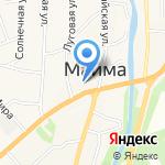Ювелирная мастерская на карте Маймы
