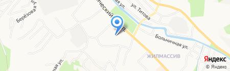 Горно-Алтайский государственный политехнический колледж на карте Горно-Алтайска