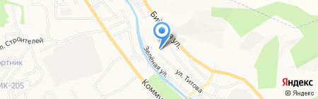 ТриС Охрана-Сервис на карте Горно-Алтайска