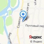 Отдел вневедомственной охраны МВД по Республике Алтай на карте Маймы