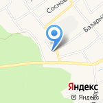 Территориальный отдел по Гурьевскому лесничеству на карте Гурьевска