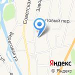 Алтай-Гео на карте Маймы