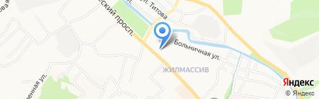 Mr.ROLL на карте Горно-Алтайска