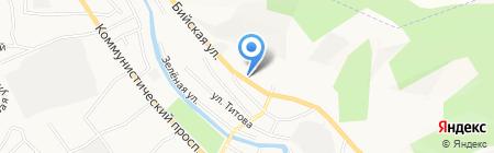 Альтернативные технологии на карте Горно-Алтайска