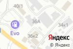Схема проезда до компании Жестяной цех в Горно-Алтайске