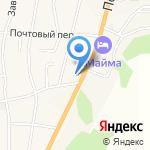 Русская охота на карте Маймы