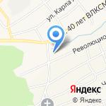 Комплексная ДЮСШ Гурьевского муниципального района на карте Гурьевска