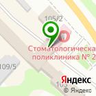 Местоположение компании Зодчий