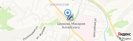 Стоматологическая поликлиника №2 на карте Горно-Алтайска