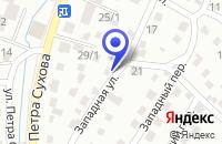 Схема проезда до компании ЖИВОТНОВОДЧЕСКАЯ ФИРМА КОКСИНСКИЙ в Усть-Коксе