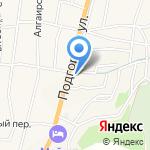 Автомагазин на карте Маймы