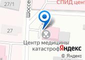 Центр медицины катастроф Республики Алтай на карте