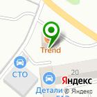 Местоположение компании Лаборатория дизайна
