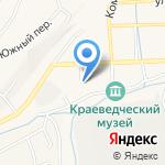 Гурьевский городской суд на карте Гурьевска