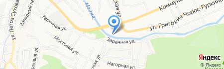 Агентство недвижимости Результат на карте Горно-Алтайска