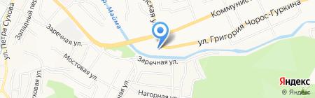 Авто-Sid на карте Горно-Алтайска