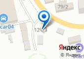 АвтоМуза на карте