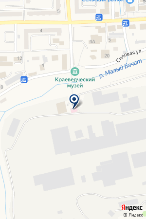 АРЕНДА МАСЛАКОВА Т.В. на карте Гурьевска