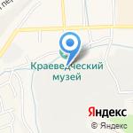 Управление социальной защиты населения администрации Гурьевского муниципального района на карте Гурьевска