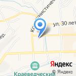 Роспотребнадзор на карте Гурьевска