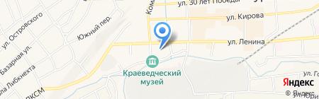 Банкомат МДМ Банк ПАО на карте Гурьевска