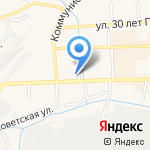 МТС на карте Гурьевска