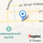 Экстра Деньги на карте Гурьевска