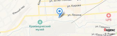 Специальная (коррекционная) общеобразовательная школа-интернат №6 VIII вида на карте Гурьевска