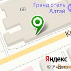 Местоположение компании МЭЙ-ТАН