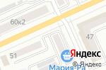 Схема проезда до компании ИГРАДОМ в Горно-Алтайске