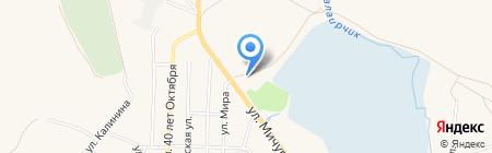 Pit-stop на карте Гурьевска