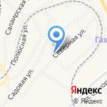 Визит на карте Гурьевска