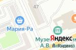 Схема проезда до компании Сеть платежных терминалов в Горно-Алтайске
