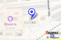 Схема проезда до компании ГУРЬЕВСКОЕ ПРЕДСТАВИТЬЛИСТВО СОВРЕМЕННАЯ ГУМАНИТАРНАЯ АКАДЕМИЯ в Гурьевске