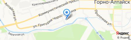 Твой дом на карте Горно-Алтайска