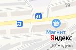 Схема проезда до компании Кузбасское кредитное агентство в Гурьевске