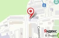 Схема проезда до компании Фирма Контика в Поспелихе