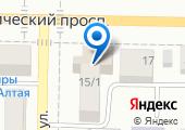 Республиканское отделение Общероссийской общественной организации союза пенсионеров России по Республике Алтай на карте