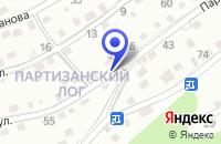 Схема проезда до компании УСПЕНСКАЯ ЦЕРКОВЬ в Шебалино