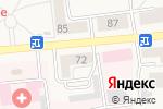 Схема проезда до компании Импульс в Гурьевске